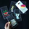 Чехлы для Samsung Galaxy J1 2015 (J100h) силиконовые с дизайном, фото 6