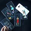 Чехлы для Samsung Galaxy J1 2015 (J100h) силиконовые с дизайном, фото 2