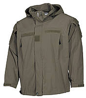 Куртка SoftShell MFH GEN III Olive 03401B