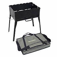 Мангал Mousson Prometeo Q6VB с сумкой для мангала