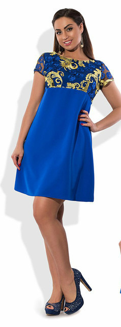 Женские платье 48 +