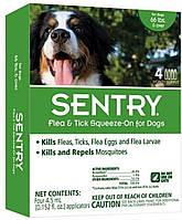 Sentry (капли от блох и клещей) для собак от 30кг