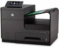Принтер для цветной печати HP OfficeJet Pro X551dw (CV037A) с Wi-Fi