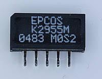 K2955M  Кварцевый фильтр для TV