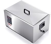 Термопроцессор Sirman SoftCooker S GN 1/1 R с краном для слива воды (приготовление по технологии Sous Vide)