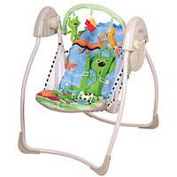 Качели кресло для ребенка BAMBI 16 мелодий