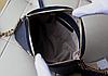 Сумка женская реплика MK Michael Kors Cindy | Синяя, фото 7