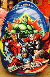 Чемодан дорожный дорожный качество Люкс дорожный Josepf Ottenn Avengers Assemble 2212-2412-30