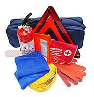 Набор автомобилиста Автокар™ Комфорт, сумка первой помощи, 8 предметов
