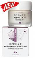Derma E, Увлажняющий крем, придающий коже упругость (56 г)