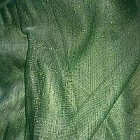 Вуаль зеленая дождик