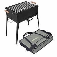 Мангал Mousson Prometeo Q6VBR с сумкой и решеткой-гриль