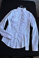 Блузка школьная паплин