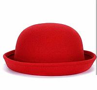 Шляпа Федора Шапка Стильная Капелюх Головной убор