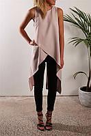 Женская удлиненная блуза РМ7062