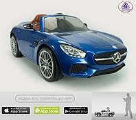 Электромобиль INJUSA Car Mercedes AMG GT 6V Blue with R/C l 7172