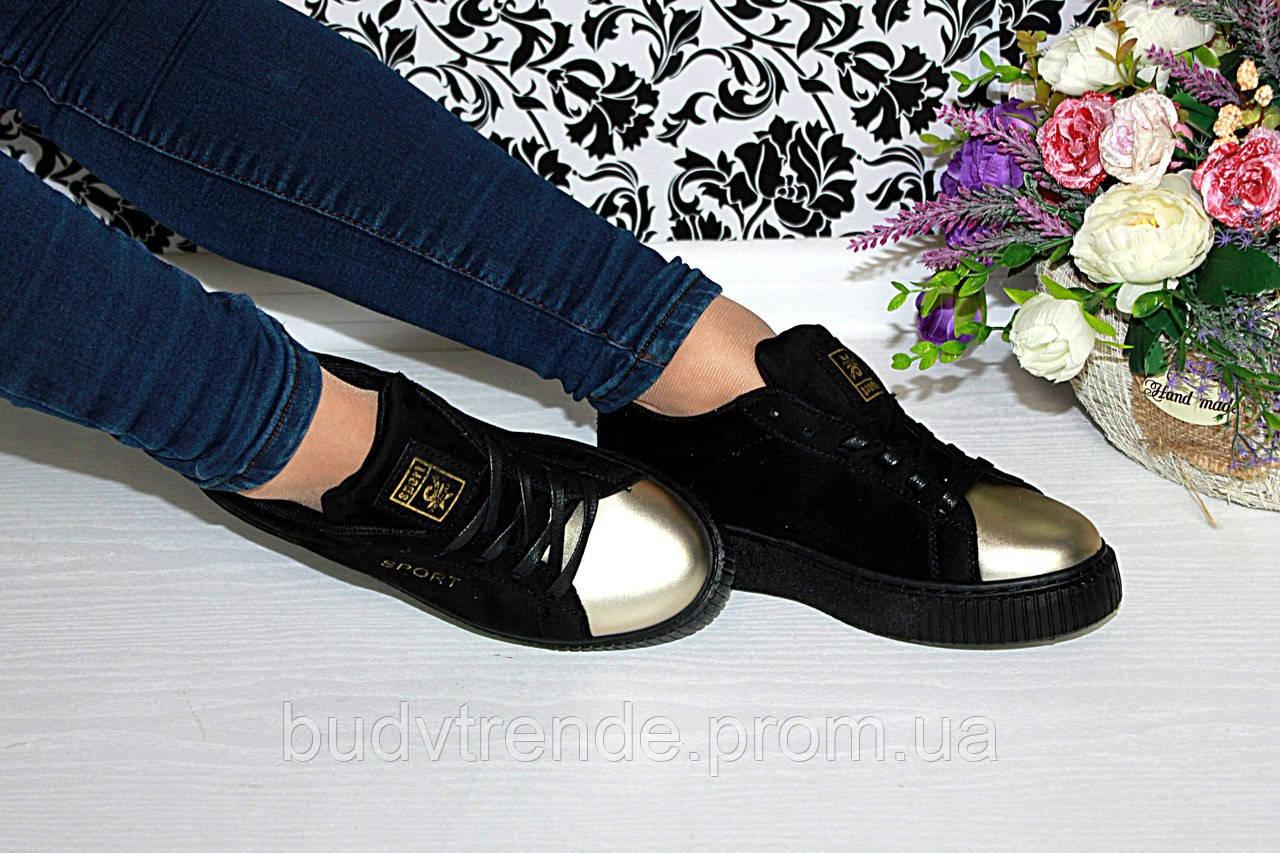 Кеды Sport черные лаковый носок, кеды недорого черный, 36, цена 409 ... 1f8dc3df8fd