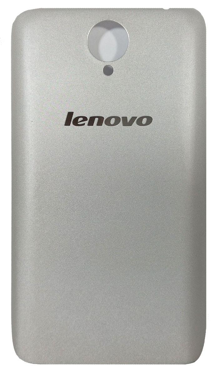 Задняя крышка Lenovo S650 silver, сменная панель