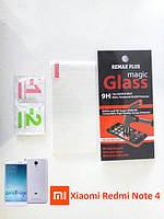 Защитное стекло для смартфона Xiaomi Redmi Note 4 (стекло для Ксиоми Редми Ноут 4), фото 1