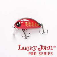 HAT33LBF-202 Воблер Lucky John Pro Series Haira Tiny 33LBF Plus Foot