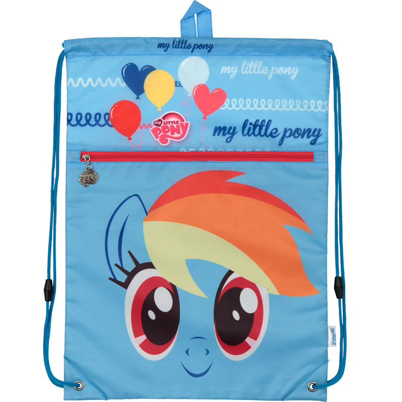 Сумка для обуви с карманом 601 My Little Pony-1