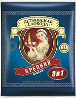 Кофе Петровская Слобода 3 в 1, Крепкий,  25 x 20 г