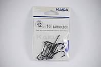 Крючки KAIDA 12 размер (10шт/в.уп.)