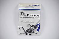 Крючки KAIDA 11 размер (10шт/в.уп.)