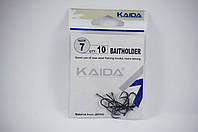 Крючки KAIDA 7 размер (10шт/в.уп.)
