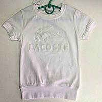 Детская футболка белого цвета