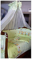 Комплект в детскую кроватку.Пчёлка