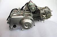 Двигатель для квадроцикла 110 см. куб.( вариатор)
