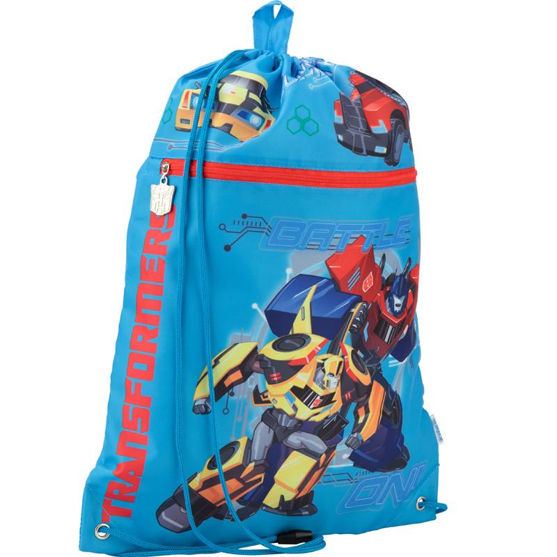 Сумка для обуви с карманом Kite Transformers TF17-601M-3