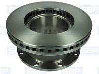 Диск тормозной RVI 375x45 Midlum DXI /T/ 06r