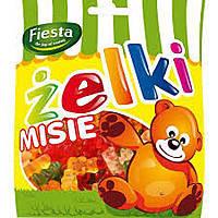 Желейные конфеты Zelki Fiesta мишки Польша 80г, фото 1