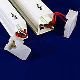 Светильник светодиодный Biom T5 Y-300-6W-PL 6200K AC220 пластик, фото 5