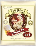 Кофе Петровская Слобода 3 в 1, Пломбир, 25 x 20 г
