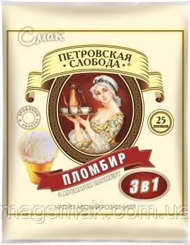 Кофе Петровская Слобода 3 в 1, Пломбир, 25 x 20 г, фото 2