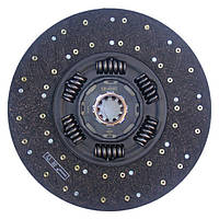 """Диск сцепления Fi430 2""""10z DAF XF,CF 01r-,13r- Hammer"""