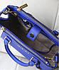 Сумка женская реплика MK Michael Kors Sutton | Синяя, фото 6