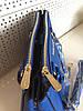 Сумка женская реплика MK Michael Kors Sutton | Синяя, фото 7