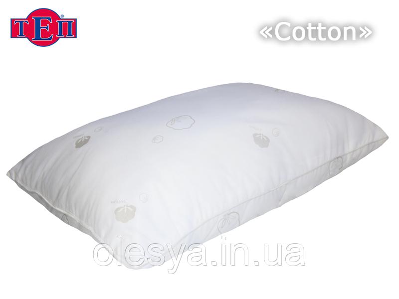 Подушка ТЕП «Cotton» 50x70, 70х70