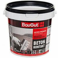Средство для усиления адгезии Bau Gut Betonokontakt 1.5 кг