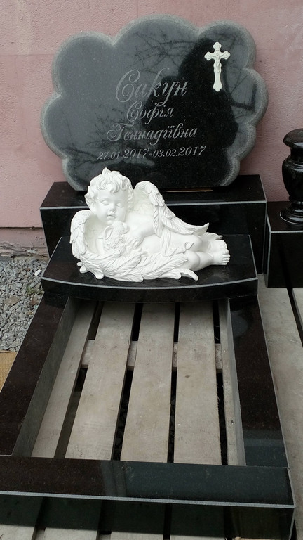Памятник детский Облачко