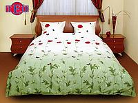 Постельное белье 533 «Маки зеленые»
