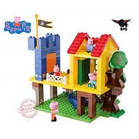 Конструктор Свинка Peppa Домик на дереве 94 деталей Big 57077
