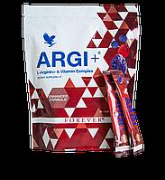 L-аргинин и витаминный комплекс- Арджи+! Благотворно влияет на здоровье предстательной железы. 30 стиков