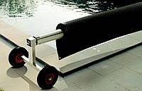 Сматывающее устройство Delinox (Делинокс), телескопический вал, для накрития max 4,6-7,6х15м, фото 1