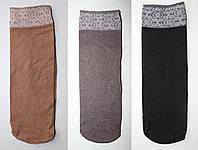 Женские капроновые носки Ласточка, плотные, с рисунком, 3 цвета, фото 1