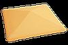 Крышка на забор Пустынная роза (10)